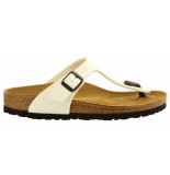 Birkenstock Gizeh white regular wit