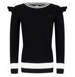 Indian Blue Pullover ibg29-8002 zwart