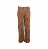 Sparkz Luchtige broek chestnut alva bruin