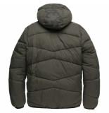 PME Legend Hooded jacket dreamlifter olive night groen