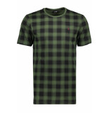 Only & Sons Onsbart ss aop tee 22013549 cilantro groen