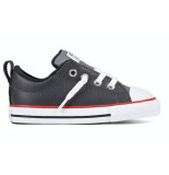 Converse All stars leather 761975c zwart