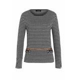 Ana Alcazar 247425 2809 910 zwart blouse
