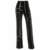 Ana Alcazar 057438 2813 100 pantalon zwart