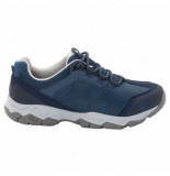 Jack Wolfskin Wandelschoen women rock hunter low dark sky blauw