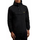 Lyle and Scott Softshell jacket true black zwart