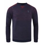 Gabbiano Sweatshirt 77080 blauw