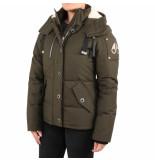 Moose Knuckles Knowlesville jacket groen