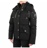 Moose Knuckles Knowlesville jacket zwart