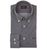 Paul&Shark Shirt 119p3310 108 print bruin