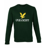 Lyle and Scott Pullover ml1022v groen