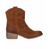 PS Poelman Cowboy laarzen r16439-0397poe bruin
