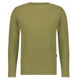 Kultivate Pullover kn melvin washed groen