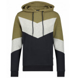 Kultivate Pullover sw victory groen