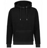 Kultivate Pullover sw fur zwart