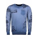 Gabbiano 76129 blue blauw