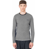 Antony Morato Knit pullover 0 neck grijs