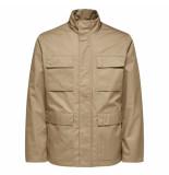 Selected Homme Slhnoe cotton jacket