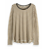 Maison Scotch Basic long sleeve tee