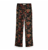 Maison Scotch Tailored wide leg pants