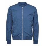 Selected Homme Shd ban jacket blauw