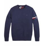 Tommy Hilfiger Sweatshirt kb0kb05085 blauw