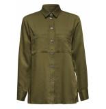 Esprit Overhemdblouse 089ee1f058 e350 groen