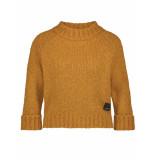 Penn & Ink Pullover oker geel