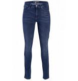 NickJean Kathy jeans tape blauw