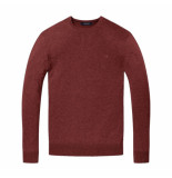 Scotch & Soda Crew neck pullover bordeaux