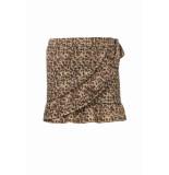 Little Looxs Jersey rokje met ruffle voor meisjes in de kleur