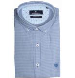 Basefield Freizeithemd 219014486/605 blauw