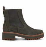 Timberland Womens courmayeur valley ch olive night groen