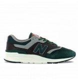New Balance Men cm997 green black groen