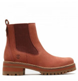 Timberland Women courmayeur valley chelsea rust rood
