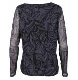 Ned T-shirt x725-01 alesias grijs
