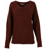Moscow Pullover fw19-65.02 bruin