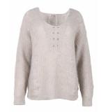 Moscow Sweatshirt fw19-56.01 grijs