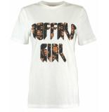 Harper & Yve T-shirt fw19k300 ecru