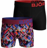 Bjorn Borg 2-pack boxers amour zwart