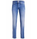 Jack & Jones Jjiglenn jjicon jj 457 50sps sts 12152588 blue denim blauw