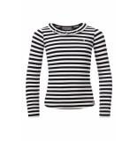 Looxs Revolution Gestreept t-shirt voor meisjes in de kleur