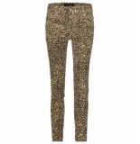 Bianco Jeans Lange broek 1219437-peach blosso zand beige