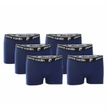 Pierre Cardin 6-pack boxers blauw