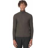 Antony Morato Slimfit basic kol pullover groen