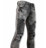 New Stone Trendy biker jeans heren