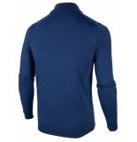 Cavallaro Cavallaro pullover coltrui 1895017-62000 blauw
