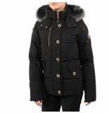 Moose Knuckles Canwood jacket zwart