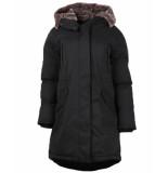 Moscow Coat fw19-15.02 zwart