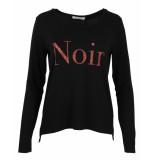 Nukus Shirt 1957105 noir zwart
